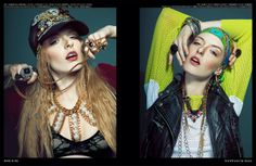 Tantalum Magazine by Amanda Forsyth, via Behance