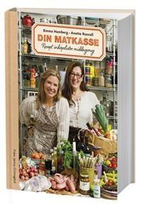 http://www.adlibris.com/se/product.aspx?isbn=9155258123 | Titel: Din matkasse : recept, inköpslistor, middagsmys - Författare: Emma Hamberg, Anette Rosvall - ISBN: 9155258123 - Pris: 128 kr