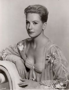 Kerr& career choices made her one of the most versatile actress in Hollywood. One of Deborah Kerr& first on screen performances was in . Deborah Kerr, Classic Actresses, Female Actresses, Beautiful Actresses, Actors & Actresses, Vintage Hollywood, Hollywood Glamour, Hollywood Stars, Classic Hollywood