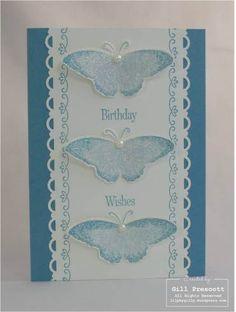 Stampin' Up! - butterflies