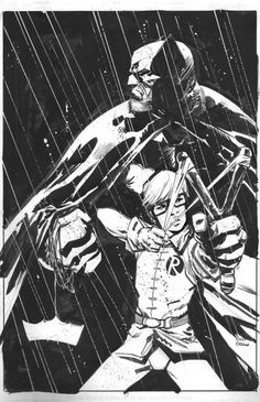 The Dark Knight Returns by Garry Brown