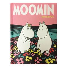 Beautiful hard cover Moomin notebook. Record all that life brings you in this beautiful illustrated Moomin Notebook with 4 colour inserts and Moomin illustrations throughout. Size: 200 x 150 mm, 112 lined pages.Ihastuttava kovakantinen Muumi-muistikirja. Tee muistiinpanoja tyylillä tällä Muumi muistikirjalla! Koko: 200 x 150 mm, 112 viivoitettua sivua.Vacker hårdpärmad Mumin anteckningsbok. Gör anteckningar med stil med denna Mumin anteckningsbok.