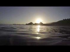 Bluebird Ambassadors: Tiny Sunset Session with Ry at Malibu (shot w/ GoPro Hero 3)