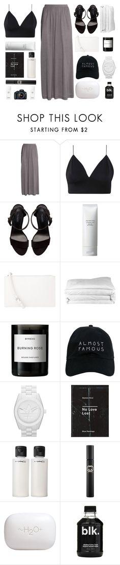 """a l f r e s c o - d i n i n g"" by sinful-claire ❤ liked on Polyvore featuring H&M, Zara, Shiseido, MANGO, Frette, Byredo, Nasaseasons, adidas Originals, ...Lost and MAC Cosmetics"