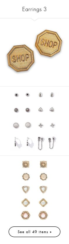 """""""Earrings 3"""" by samtiritilli ❤ liked on Polyvore featuring jewelry, earrings, accessories, chanel, brincos, pearl clip earrings, vintage clip on earrings, logo earrings, pearl earrings and pearl clip on earrings"""