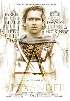 Alexander Movie Poster - Internet Movie Poster Awards Gallery