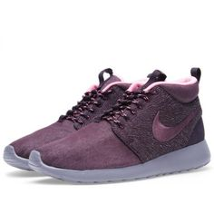 promo code 68d26 784b5 Nike Sportswear adds another city series grouping of kicks with this four  piece collection of the mid cut Roshe Run.