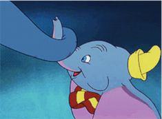 "Then we head into a deep, deep sadness. 25 Deeply Emotional Stages Of Re-Watching ""Dumbo"" Disney And Dreamworks, Disney Pixar, Dumbo Disney, Disney Cars, Walt Disney, Disney Magic, Baby Dumbo, Disneyland, Disney Movies"