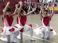 Apresentação Ballet dia das mães 2007 II