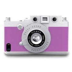 Radiant Orchid Camera