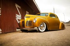 1940 Plymouth P 10 Business Coupe