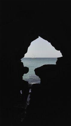 Las grutas de Hércules.