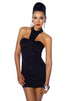#Cocktailkleid #schwarz - My-Kleidung Onlineshop Preis: 24,50 Euro