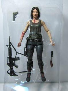 maggie greene walking dead action figures | Toys AMC TV Series 5 The Walking Dead Maggie Greene Action Figure ...