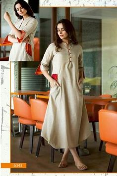 7d37db4768c7 Wholesale Designer Party Wear Anarkali Style Long Kurti Collection. Kurti  Sleeves DesignKurti Neck DesignsSimple ...