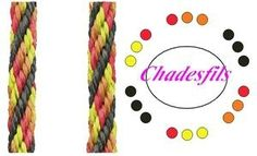 kumihimo - Pensamientos e Ideas y Sugerencias Homemade Jewelry, Diy Jewelry, Crafts To Make, Arts And Crafts, Cord Bracelets, Friendship Bracelets, Knitting, Crochet, Pattern