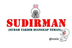 sudirman Qoutes, Funny Stuff, Funny Memes, Humor, Words, Life, Quotations, Funny Things, Quotes