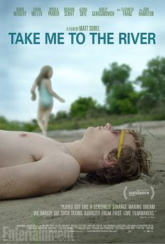 In the new drama Take Me to the River, Logan Miller (Scouts Guide to the Zombie Apocalypse) plays a gay California teenager whose family reunion in Nebraska takes a very strange, ominous turn, judging by the movie's new trailer.