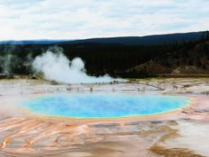 Grand Prismatic Spring   All The Wonders Of Yellowstone In 3 Days
