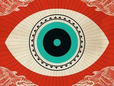 eye candi, artists, art illustrations, dna eye, window, candies, eyes illustration, design, print