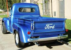 Ford Pick Up 1947.