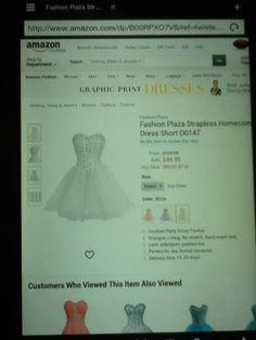 White Formal Dress 3