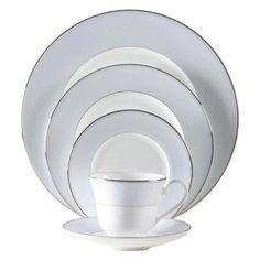 5 Piece Pearla Dinnerware Set