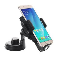 Top Selling! 2017 New Superior Quality Qi Wireless Car Charger Transmitter Holder for Samsung Galaxy S7 / S6 Feb9  #Affiliate