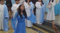 Coroação de Nossa Senhora - Maio/2015 - Paróquia Nossa Senhora das Graça...