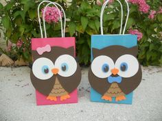 Gift Bag Idea for the Baby Shower