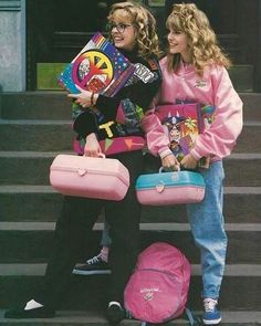 Caboodles Cherry 7up Jacket Teen Magazine. 1989
