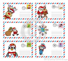 [ Search Results For Ucletter Santa Envelope Template Calendar Letter Claus Stock Photo Image ] - Best Free Home Design Idea & Inspiration All Things Christmas, Christmas Crafts, Xmas, Templates Printable Free, Free Printables, Envelope Templates, Santa Letter Template, Photo Letters, Dear Santa