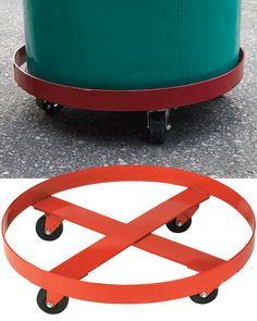 Move a Drum Without Skipping a Beat Fall Clean Up, Logging Equipment, 55 Gallon, Man Cave Garage, Drums, Horse, Industrial, Cleaning, Tools