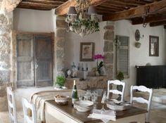 French Farmhouse interior design 3