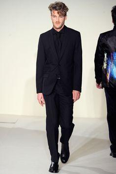 Agnès B. Fall 2012 Menswear