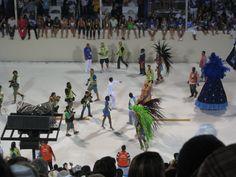 Carnaval no Sambadrom Rio 2011