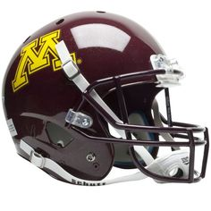 NCAA Minnesota Golden Gophers Replica XP Helmet ** See this great product.