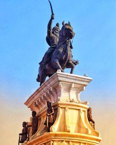 Jat ruler, Sandhawalia, Maharaja Ranjit Singh, Jat warrior Maharaja Ranjit Singh, Ruler, Statue Of Liberty, India, Art, Statue Of Liberty Facts, Art Background, Goa India, Statue Of Libery
