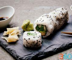 Algo de comida oriental para un buen paladar que sabe lo que quiere #Gastronomia (Foto: Madalyn Knebel)