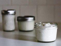 Готовый домашний йогурт