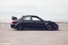 Wide Fast Subaru STI Bay Area (12)