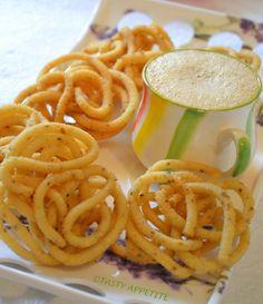 Murukku / Easy & tasty Murukku / Vinayagar Chathurthi Special Recipe | Tasty Appetite