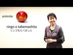 4 Verbs Nomimasu, Tabemasu, Mimasu, Kikimasu    Japanese Lesson 5