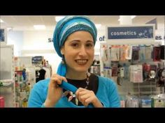 """Rivka Malka How to tie """"The Classic"""" - YouTube"""