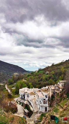 Barrio Alto de Trevélez Nevada, Mountains, Nature, Travel, Clouds, Scenery, Naturaleza, Viajes, Destinations