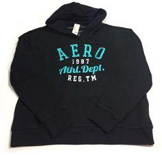 F1-22 NEW Aeropostale Prince /& Fox Sleep Soft Brown Zip Hoodie Sweatshirt
