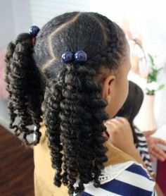 Best Images African American Girls Hairstyles New Natural Hairstyles - Hair Style Girl Toddler Braided Hairstyles, Lil Girl Hairstyles, Black Kids Hairstyles, Natural Hairstyles For Kids, Teenage Hairstyles, School Hairstyles, Prom Hairstyles, Kids Natural Hair, Easy Hairstyles