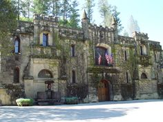 Chateau Montelena winery in Napa Valley, California. Be sure to pack your custom Crystal Imagery wine glasses to take along! ;)