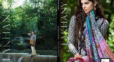 LSM Eid Fashion Digital Lawn Prints Designs 2015-16 By Zainab ChottaniModerate Fashions