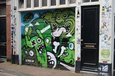 graffiti amsterdam - Google zoeken Graffiti Workshop, Amsterdam, Google